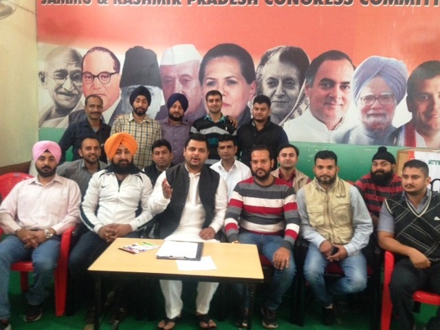 PM MODI'S PACKAGE TO J&K JUST AN EYE WASH - PYC CHIEF