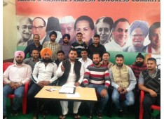 PM Modi's package to J&K just an Eye-wash: Youth Congress