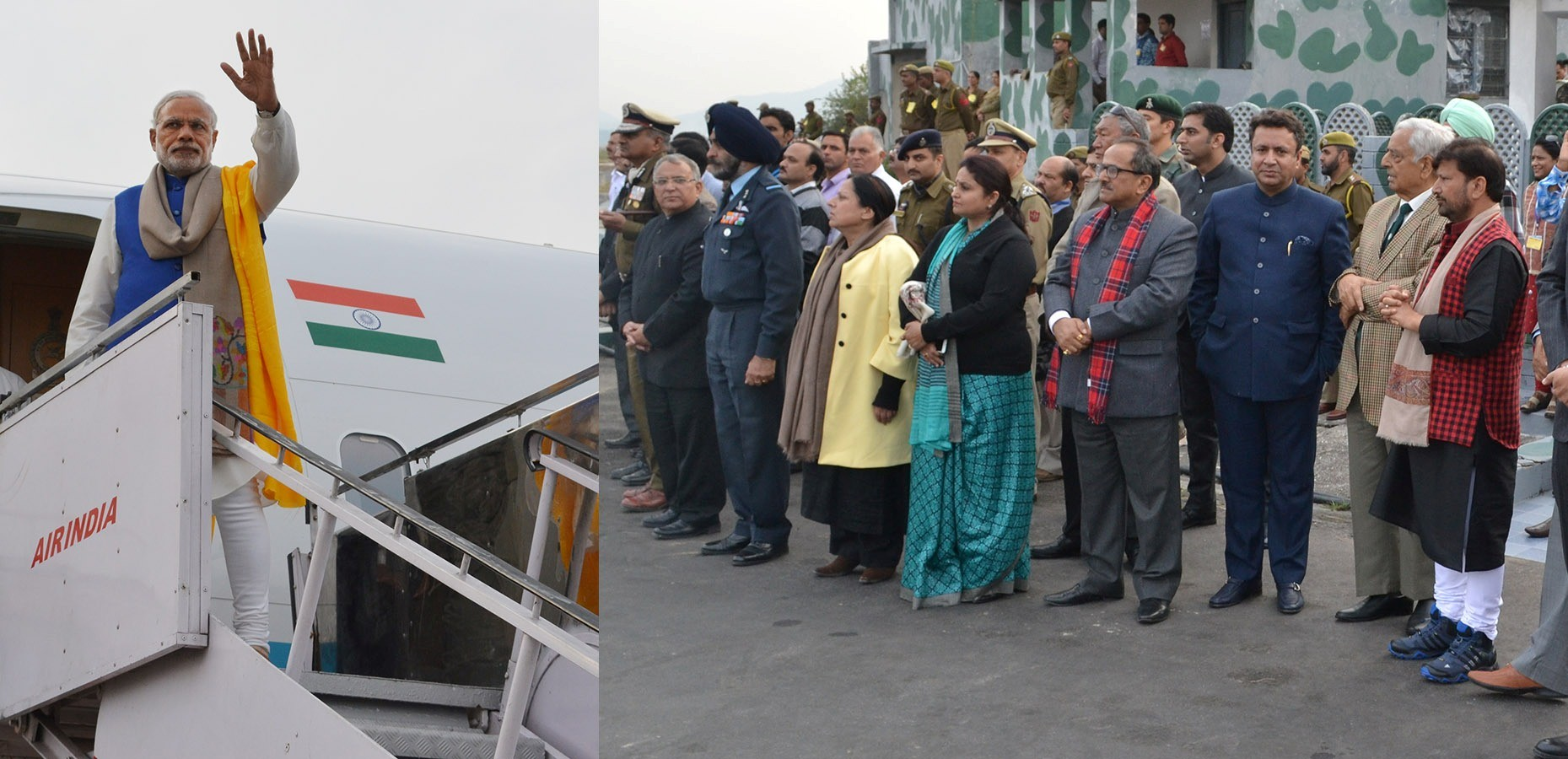 "Mufti, Nirmal thanks Modi for ""80,000 crores"" developmental package"
