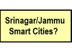 CM Mehbooba welcomes Centre's decision to include Sgr, Jammu in Smart Cities' list