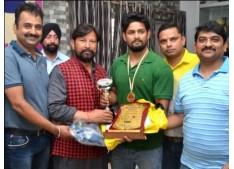 Govt keen to revive sports culture in JK: Lal Singh;Winners of Sonipat Kurask Championship felicitated