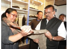 Ganga calls for sustained effort to promote Ladakhi products