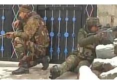 Pantha Chowk gunfight ends, 2 militants killed