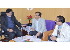 Road projects worth Rs 178 crores underway in Kalakote :Kohli