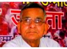 BJP expels Senior leader Hari Om for cricticizing alliance with PDP in J&K