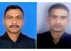 Village of Martyrs Jawans  Ranjit & Satish in Jammu in gloom; Bodies of Jawan to brought on Friday