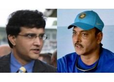 Differences between Shahstri & Ganguly;Shahstri wants Arun as Bowling Coach; Ganguly wants Zaheer