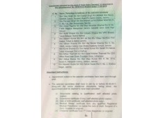 Mata Vaishno Devi Shrine Board released the Selection list for posts applied