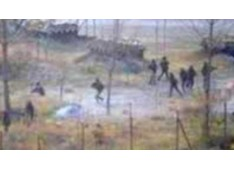 3 militants,a civilian killed in Army camp attack in J&K