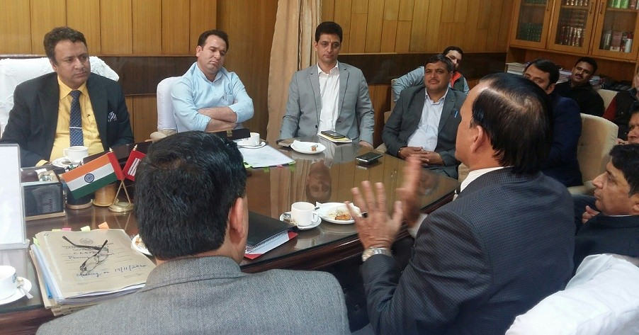 Zulfkar sets Dec 5 deadline for distribution of pending ration quota in Jammu