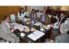 Dy CM chairs CSC meet on cadre review