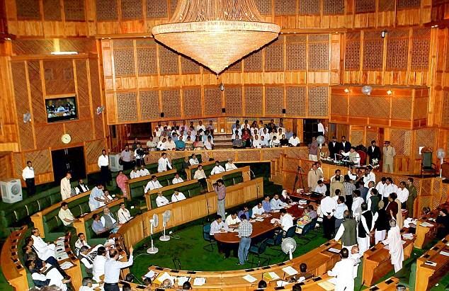 Budget Session of  J&K Legislature from Jan 18
