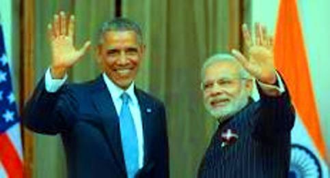 Barack Obama feels  Narendra  Modi has a clear vision for India