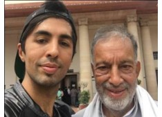 Bhim Singh's son Ankit Love to fight the Panthers Party leadership election on August 26; Also announced himself as PM of India candidate for 2019