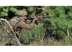 Army officer killed, Jawan injured in firing