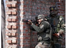 2 army men martyred, 3 others injured Shopian gunfight