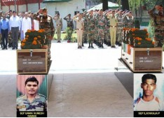 Army pays tribute to its men, CTN conveys its condolences