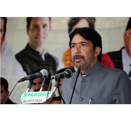 PDP responsible for complex situation in valley, unable to defend art 35-A. G.A. Mir