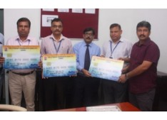 CCBL Jammu launched Rupay Debit Card; To penetrate further into people friendly facilities: Arun Manhas ?>