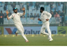 India beats South Africa in 4th Test Match to clinch series 3-0