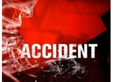 1 died, 2 injured in road accident
