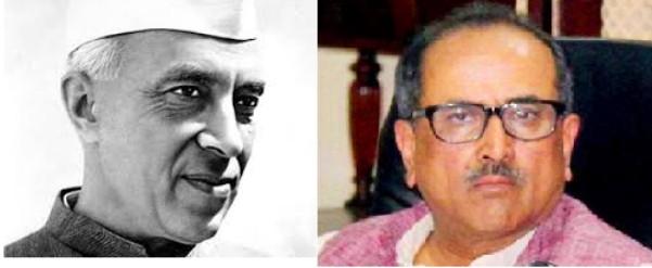 Gujarat Governor OP Kohli and Dy CM J&K Nirmal Singh hit out at Former PM JL Nehru on his role in Jammu & Kashmir