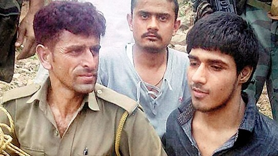 Pakistani terrorist Naveed Yakub feels homesick, misses family and  cried in jail