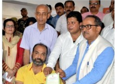 Old Jammu to be developed as 'Heritage City': Dy CM