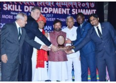 Lal Singh receives 'Green State of the Year Award'