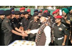 PM Modi to celebrate Diwali with Soldiers in J&K's Gurez