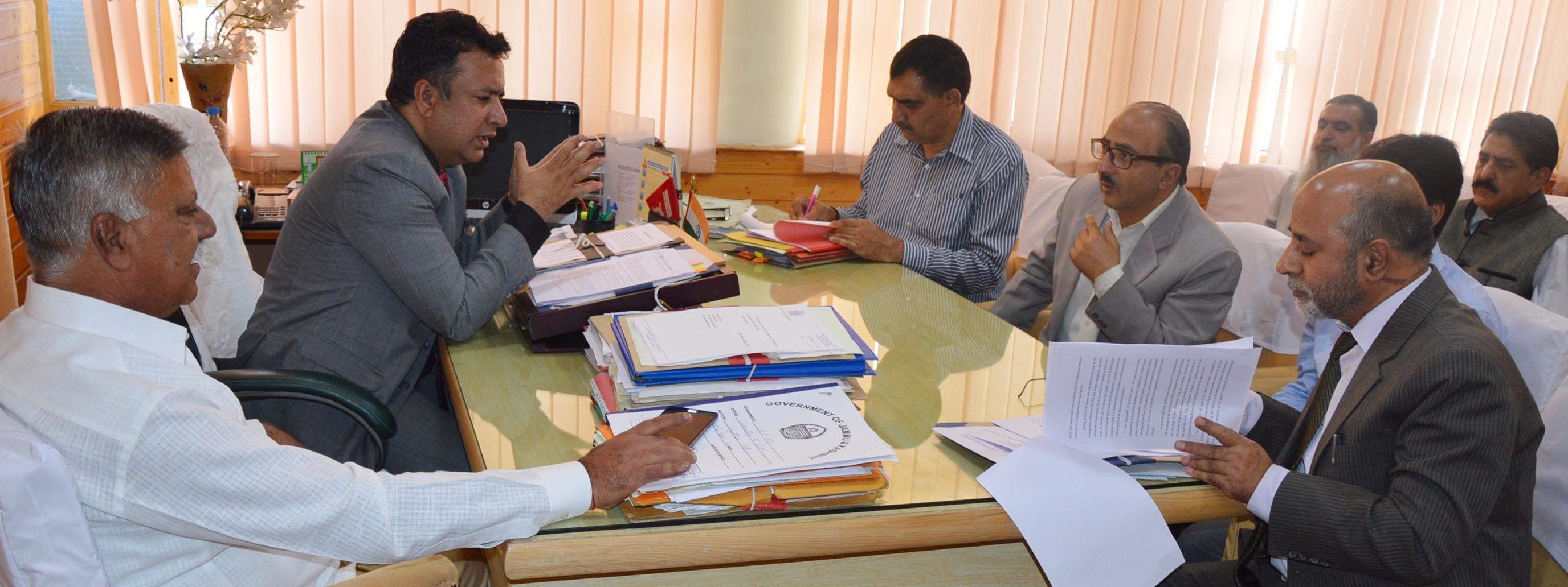Consumer Protection Act to get more teeth in J&K: Zulfkar