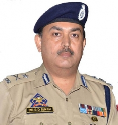 IG reviews security arrangements for Republic Day