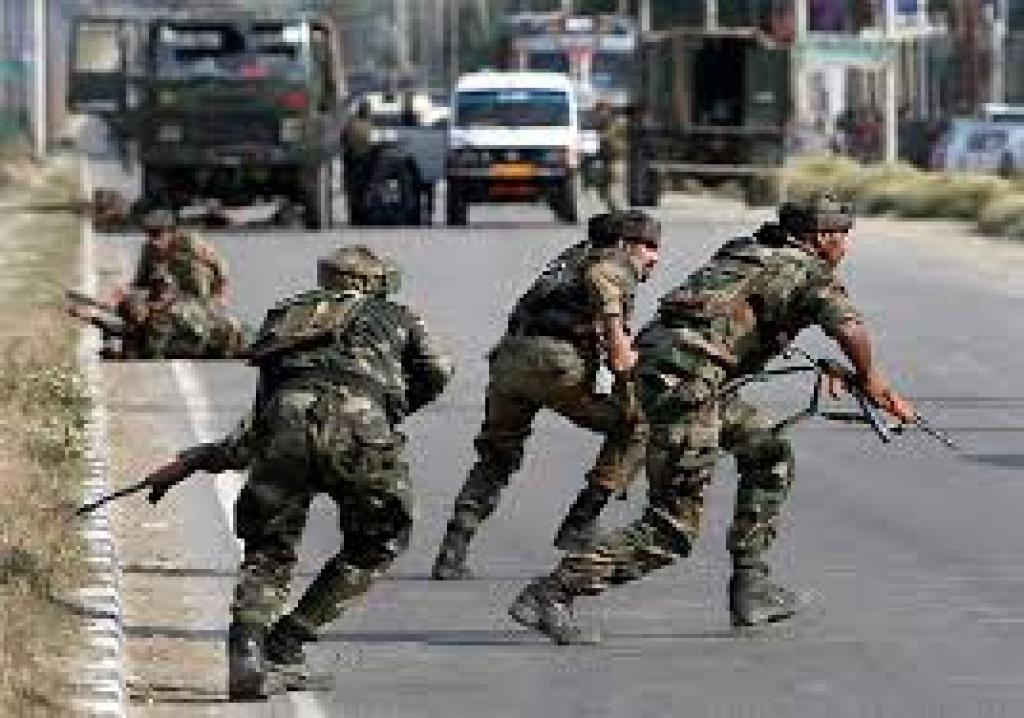 Terrorist attack in Jammu: 2 Jawans Martyred; 7 injured; Fresh Gunshots  heard - Cross Town News, a Leading Newspaper of J&K