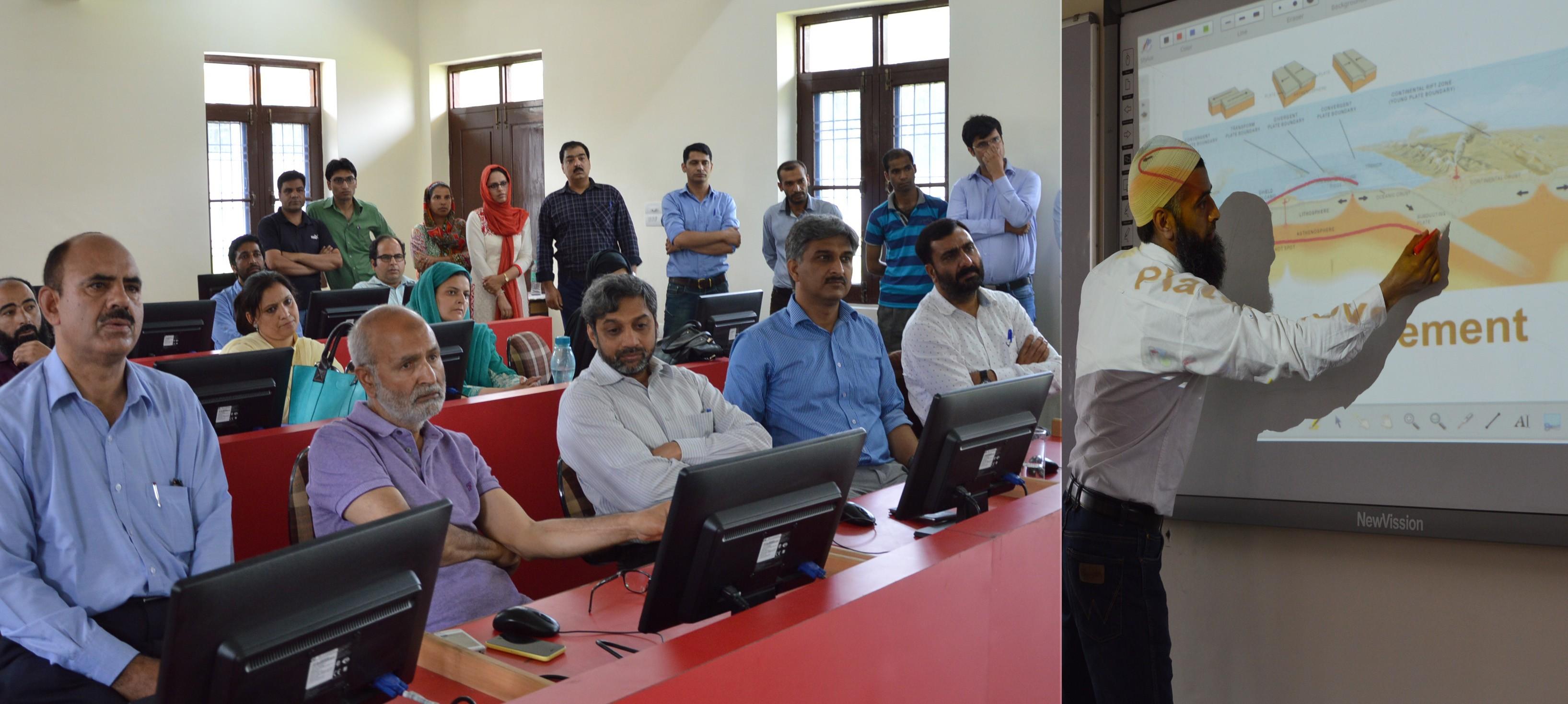 J&K has taken lead in starting smart classes: Akhtar