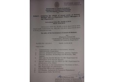 Additional charge assigned on 09 Feb rescinded on 12  Feb