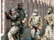One militant killed in Karan Nagar