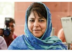 J&K CM Mehbooba Mufti is the third poorest CM in India; Only Mamta Banerjee and Manik Sarkar below her