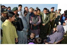 CM hands over motorised bicycle to handicapped