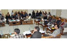 Lal Singh chairs 67th BOD meet of State Forest Corporation