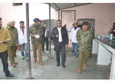 Within 3 days of taking over as DGP Prisons, Dilbagh reviews security of 2 Jails