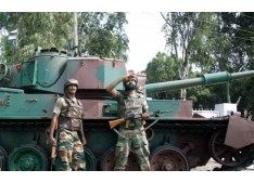 Security forces launch a Fresh search operation in several villages of Sunderbani and Nowshera