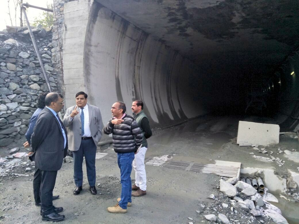 An Engineering Marvel, The Banihal-Qazigund Tunnel Soon to be Inaugurated