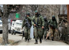 Encounter underway in Kulgam in J&K; 2-3 Militants holed up