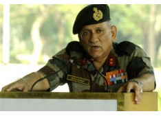 Neither forces nor militants will achieve their goal in Kashmir: Gen Rawat
