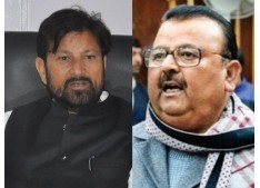 Governor accepts Resignations of BJP Ministers Lal Singh and CP Ganga