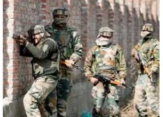 Gunfight breaks out in Shopian village: Four injured
