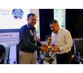 J&K Awarded for presenting Eco-friendly Smart City Model in Surat Summit