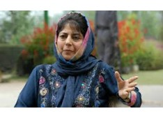JK Govt. contemplating to raise an exclusive Police battalion of border youth: CM Mehbooba