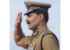 K Vijay Kumar assumes office as Advisor to Governor