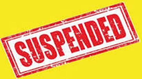 DC  places 24 employees under suspension